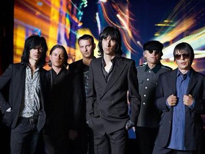 Primal Scream home