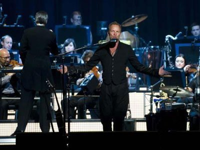 Sting - Philharmonic