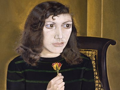 Lucien Freud Let Us Face the Future home