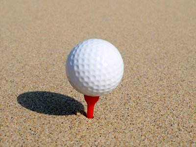 Beach golf, Sporting challenge article Home