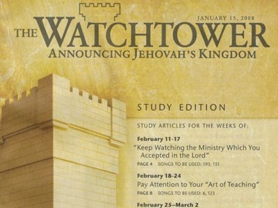 Jehova's witnesses Home