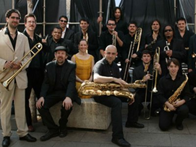 La Barcelona Jazz orquestra Home