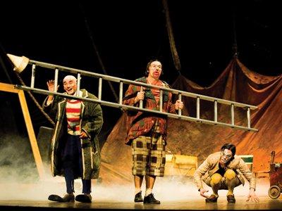 'Limbus' Circus Home