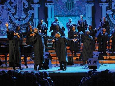 Alabama Gospel Choir home