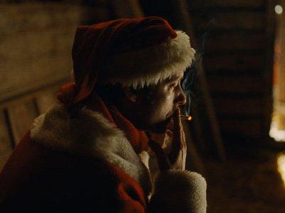 A casa para navidad