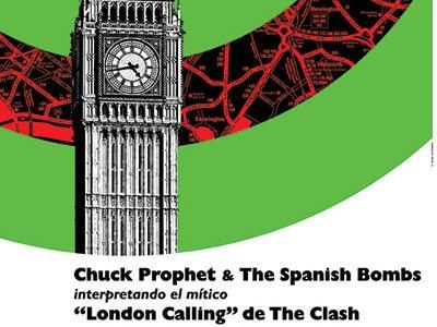 Chuck Prophet - Spanish Bombs