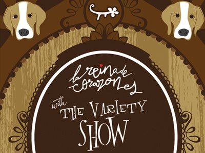Variety fundraising show