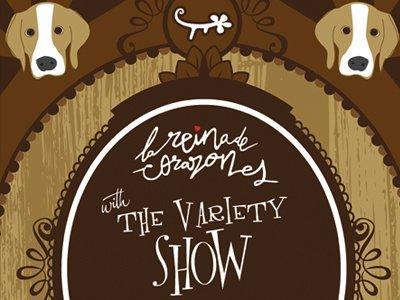 Variety fundraising show