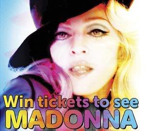Win Madonna tickets