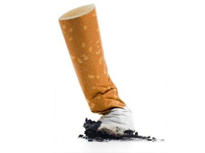 Stop smoking - january blog