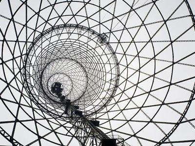 Torre de radiofusíon - Shabólovka