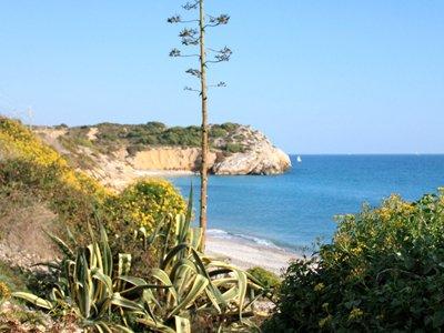 Walking Vilanova to Sitges