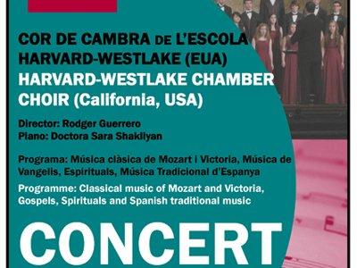 Harvard-Westlake Chamber Choir
