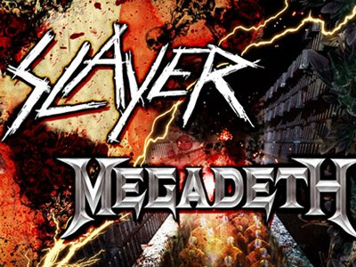 Slayer and Megadeth
