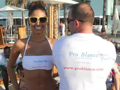Pro Blanco Teeth Whitening