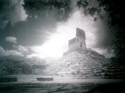 Paysages avec ruines