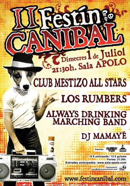 Festín Canibal