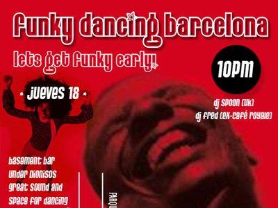 Funky Dancing Barcelona