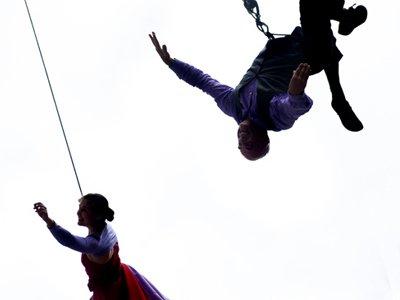 Children's circus at Museu Picasso
