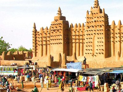 Descubrir Mali