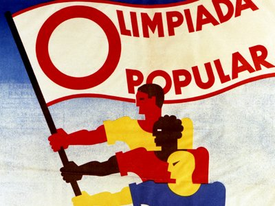 Poster for the People's Olympiad