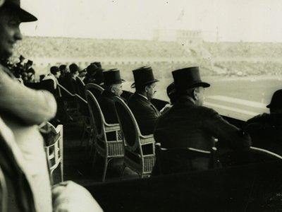 Montjuïc Stadium inauguration