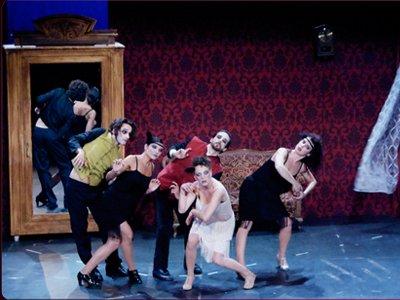 Dansalona - The Vinegar Dances