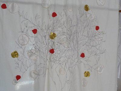 Queen Anne's Renaissance Tree by Annie Michie