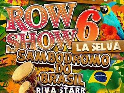 Brazil Party - El Row