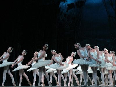Swan Lake - Cuban National Ballet