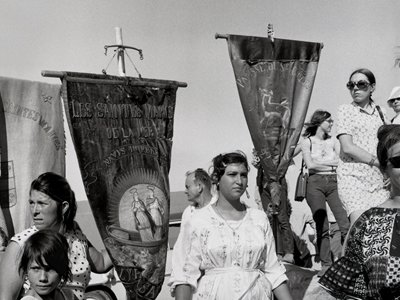 Jacques Leonard - Pèlerinage Gitan