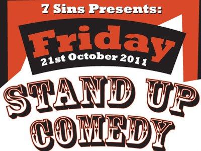 7 Sins Comedy