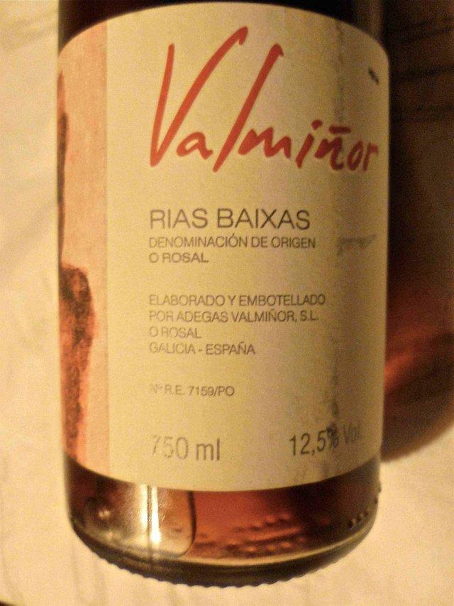 Valmiñor rosé