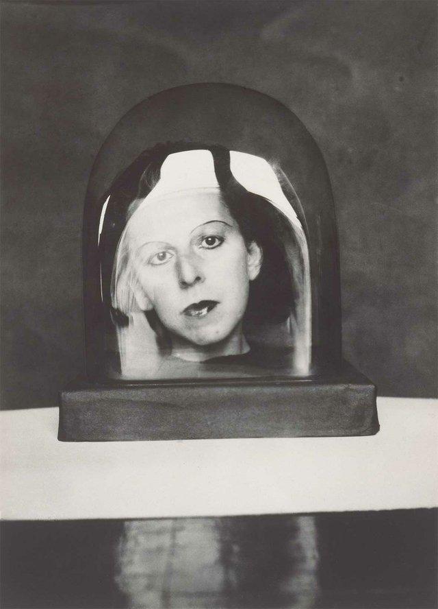 Claude Cahun - Autoportrait