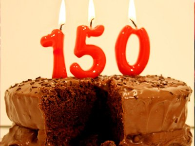 150 issue cake