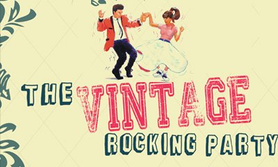 Vintage Rocking Party