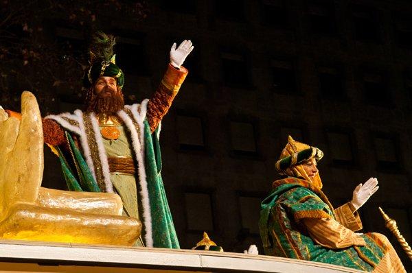 Kings' Day parade