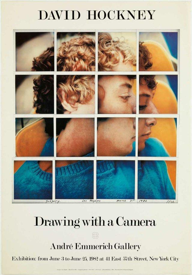 David Hockney - Cartells