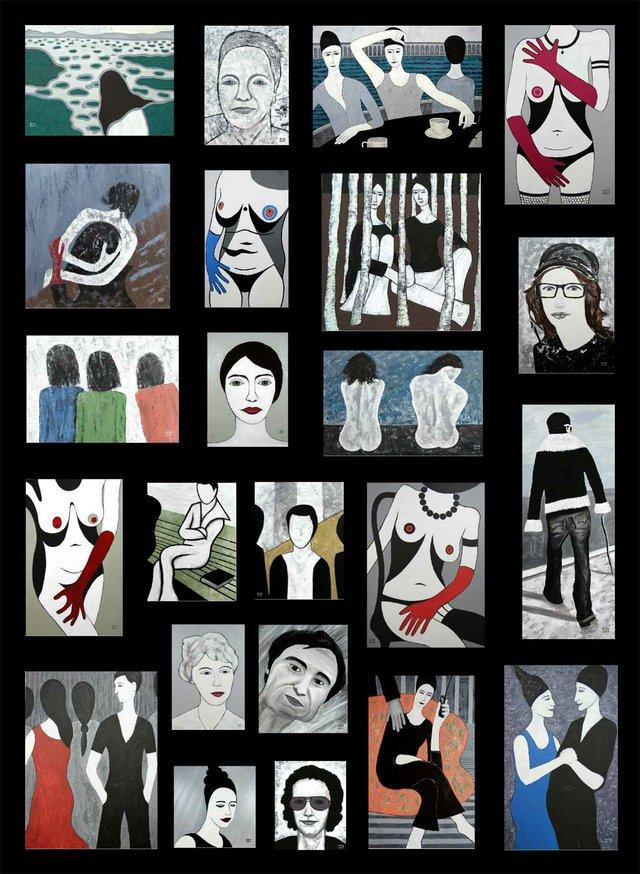 Moje obrazy, 2011