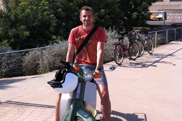 Entrepreneurs explain: Dirk Meijer of Terraza Barcelona