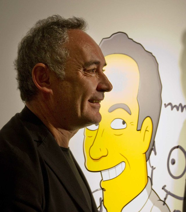 Ferran Adrià i El Bulli