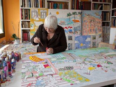 Pilarín. 50 anys dibuixant per a tots