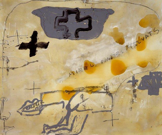 Antoni Tàpies. Col·lecció #3