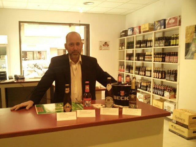 The Beer Shop—Barcelona's newest international beer emporium