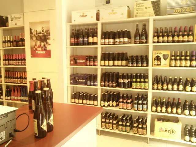 The Beer Shop—Barcelona's newest international beer emporium