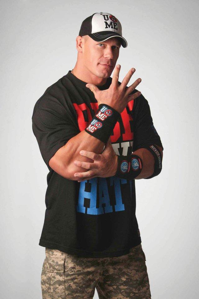 John Cena: WWE Raw World Tour 2012