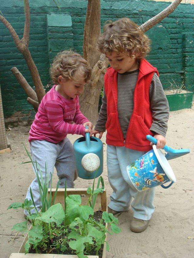 Kinder nursery - children at play