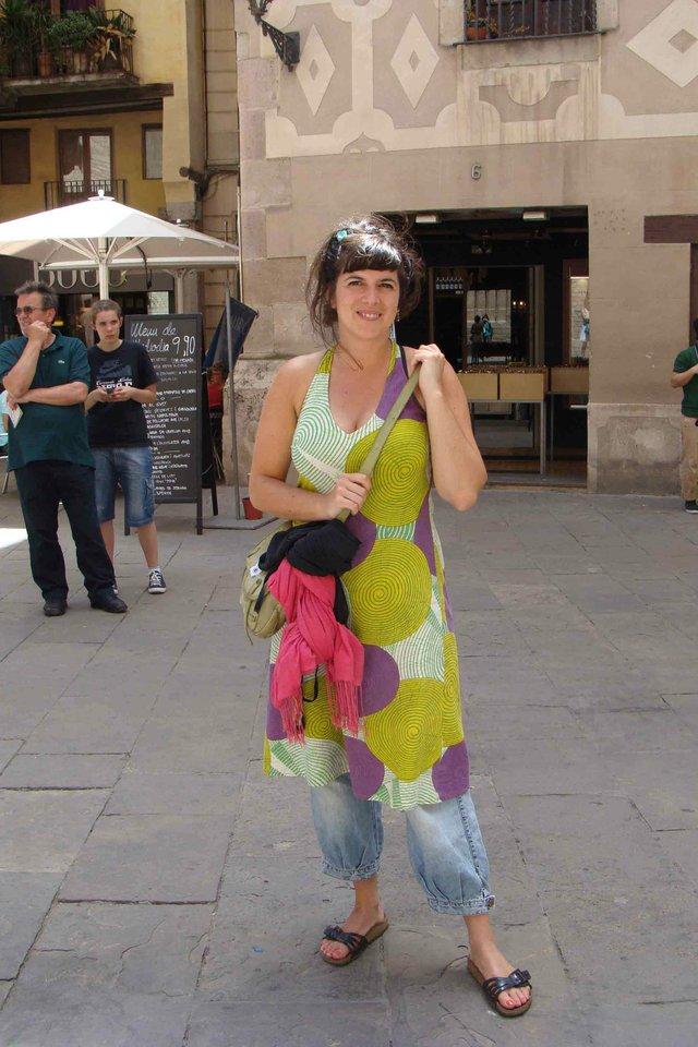 Barcelona Summer Street Fashion
