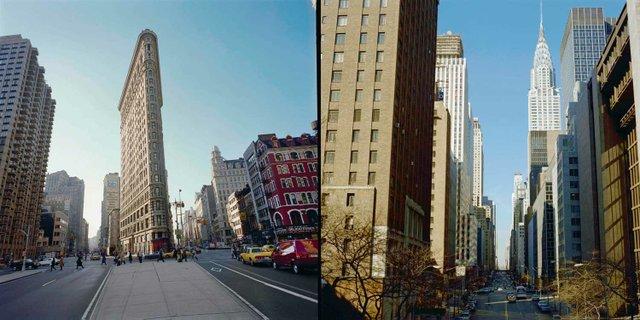 Francesc Català-Roca. New York Architecture in Colour