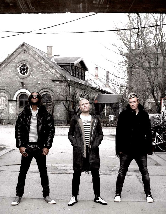 The Prodigy perform at Monegros 2012
